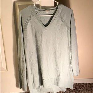 Light thin sweater